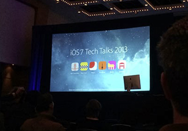 iOS 7 Tech Talk